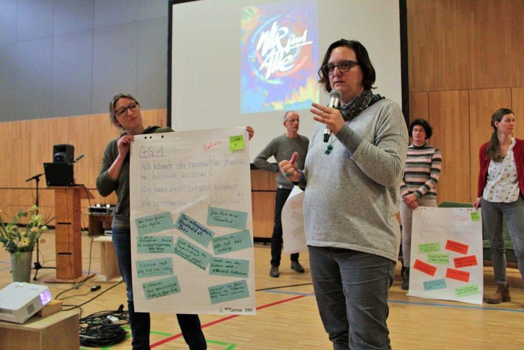 Engagierte Debatten auf der Schulkonferenz